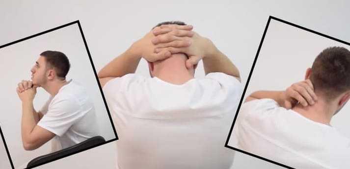 Спазм мышц шеи и плеч (воротниковой зоны): внутренние причины и лечение