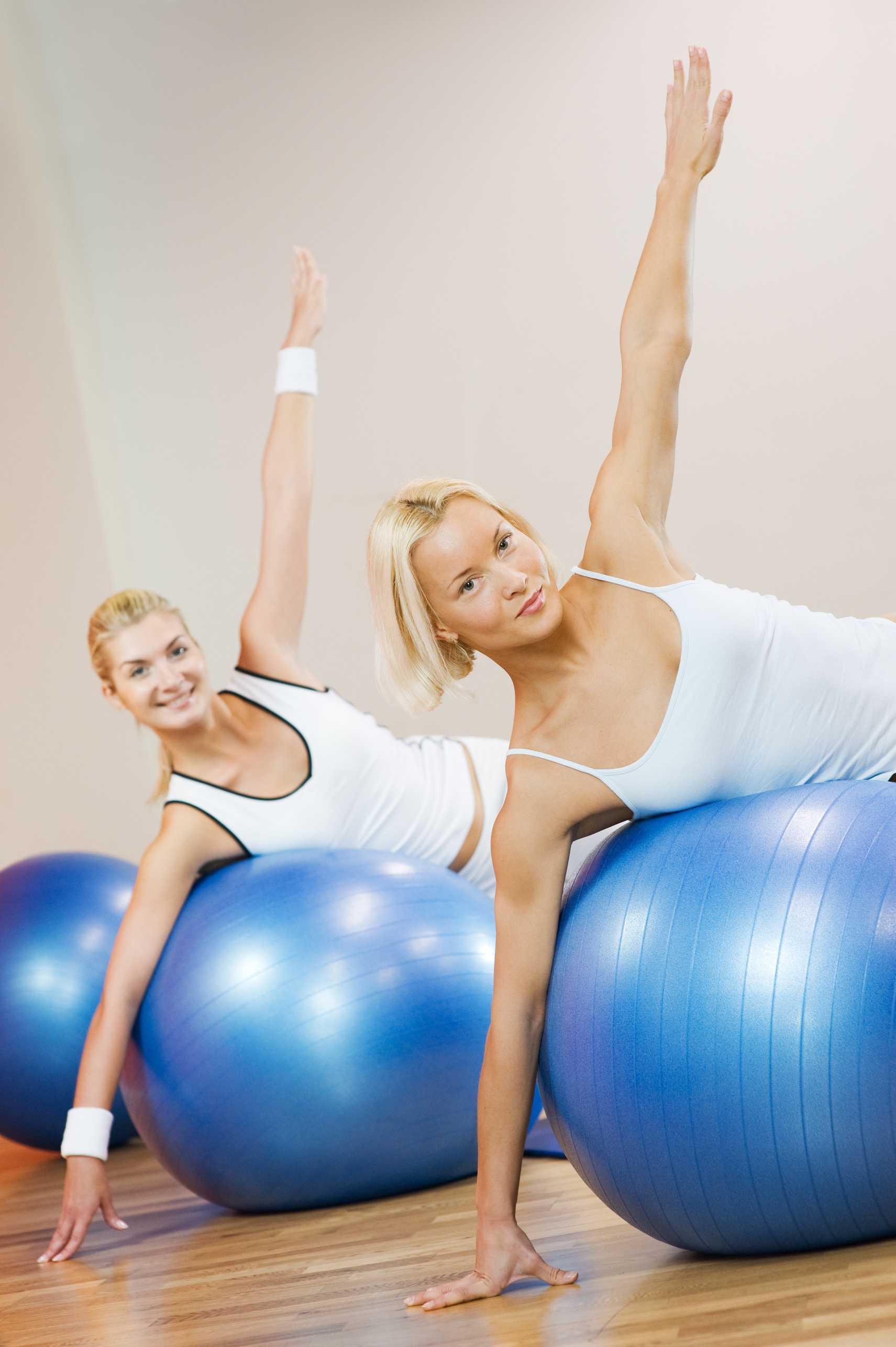 Как выбрать фитбол – учитываем рост, вес и безоапасность