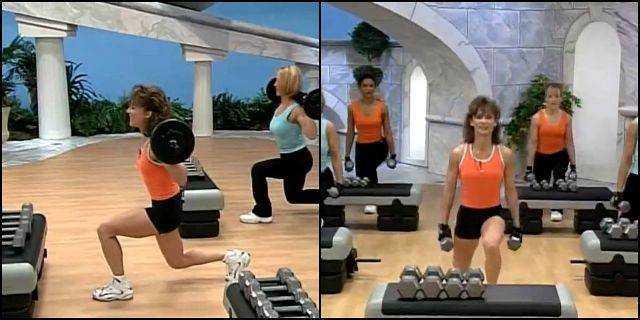 X10: пять жиросжигающих тренировок с кейт фридрих