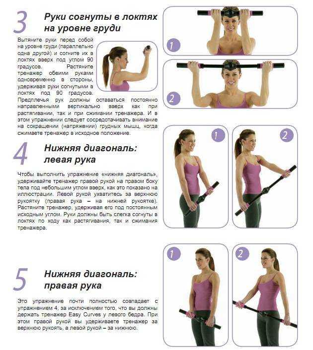 Топ-12 упражнений с гантелями для женщин