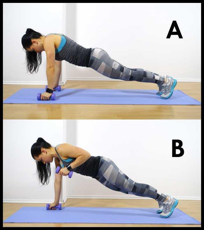 Как убрать складки на спине и боках в короткие сроки: упражнения для выполнения дома