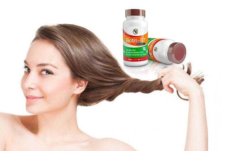 Полезные витамины для здоровья волос