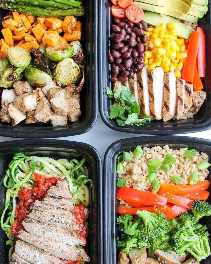 Топ 20 полезных и вкусных пп-рецептов обедов: диетическое меню