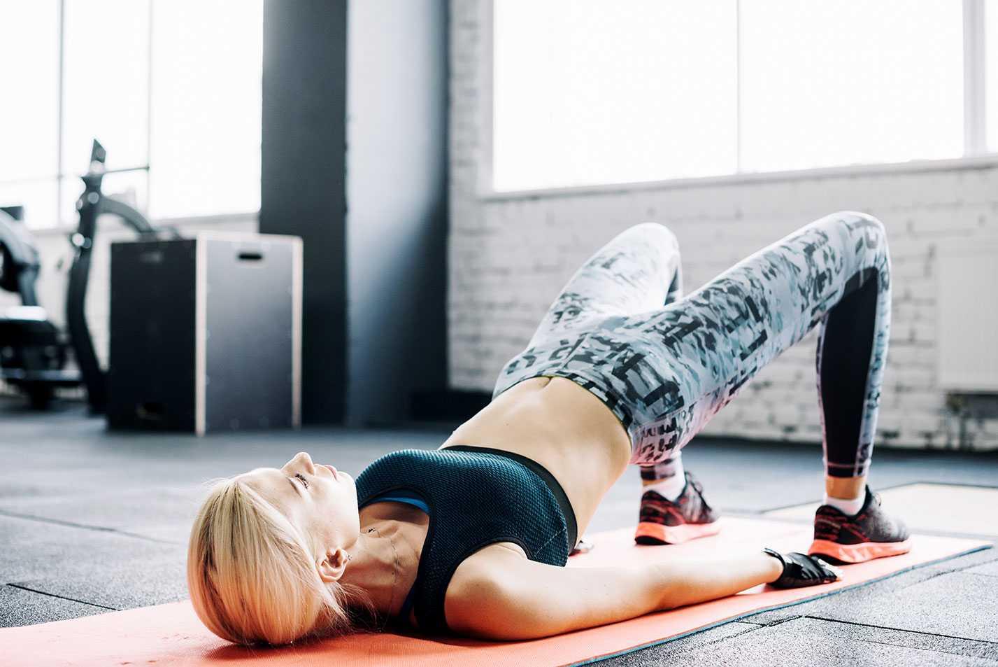 Тренировка для похудения в бедрах: 10 упражнений (ФОТО)