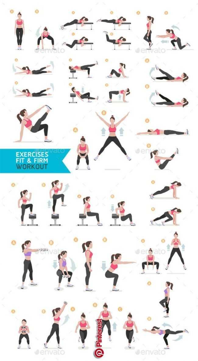 Занятия аэробикой дома – жиросжигающие упражнения для начинающих