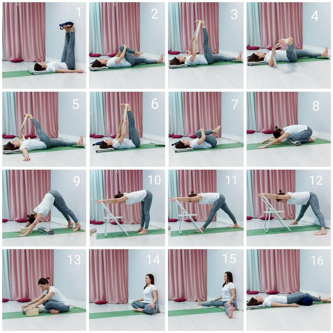 Йога для похудения: 5 лучших асан на все группы мышц