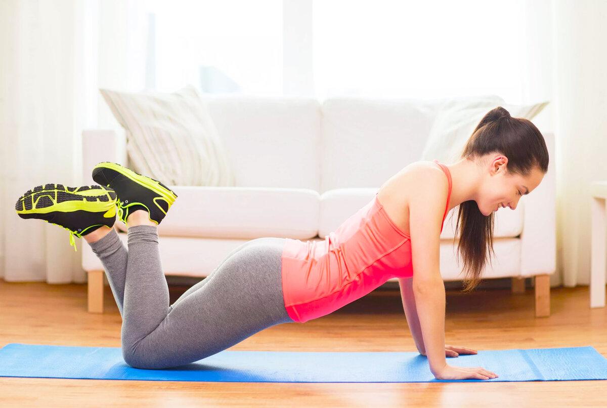 Топ-13 тренировок для проблемных зон и похудения от youtube-канала sweaty betty