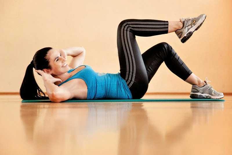 Упражнения на внутреннюю поверхность бедра – топ-5