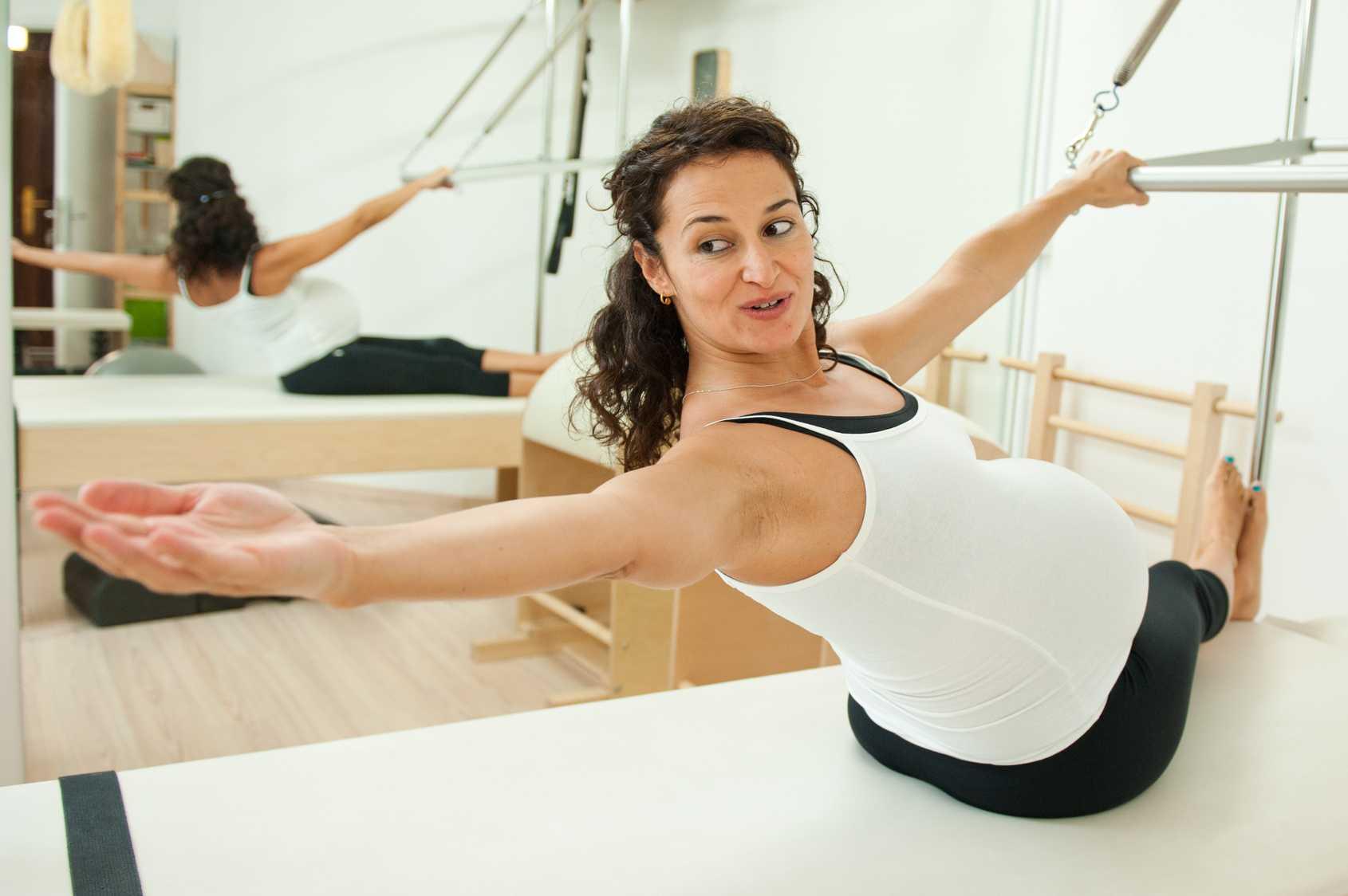 Можно ли беременным заниматься спортом, какой вид тренировок выбрать