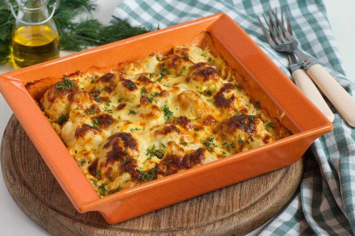 Цветная капуста в духовке: 9 лучших рецептов запекания