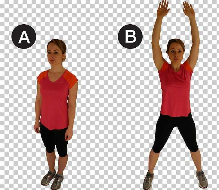 Джампинг джек — как делать упражнение jumping jack