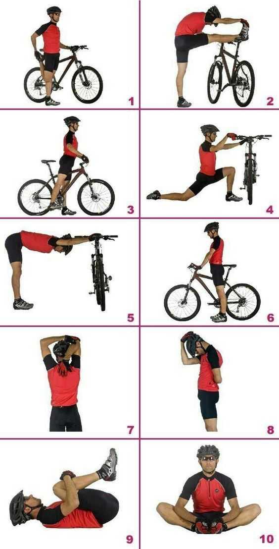 Катание на велосипеде, как средство для похудения: основные правила