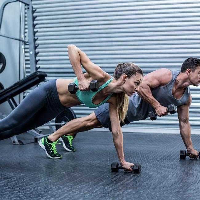 Топ 10 лучших силовых тренировок в домашних условиях