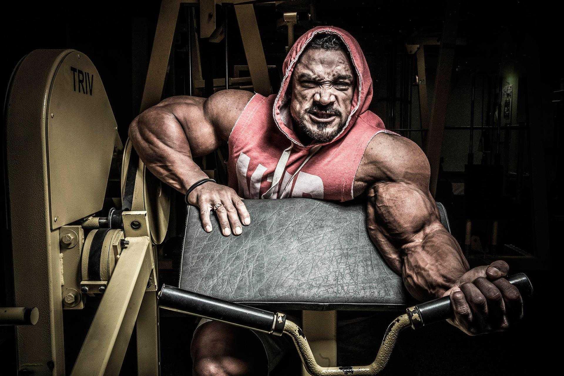 Пампинг – быстрая накачка мышц!