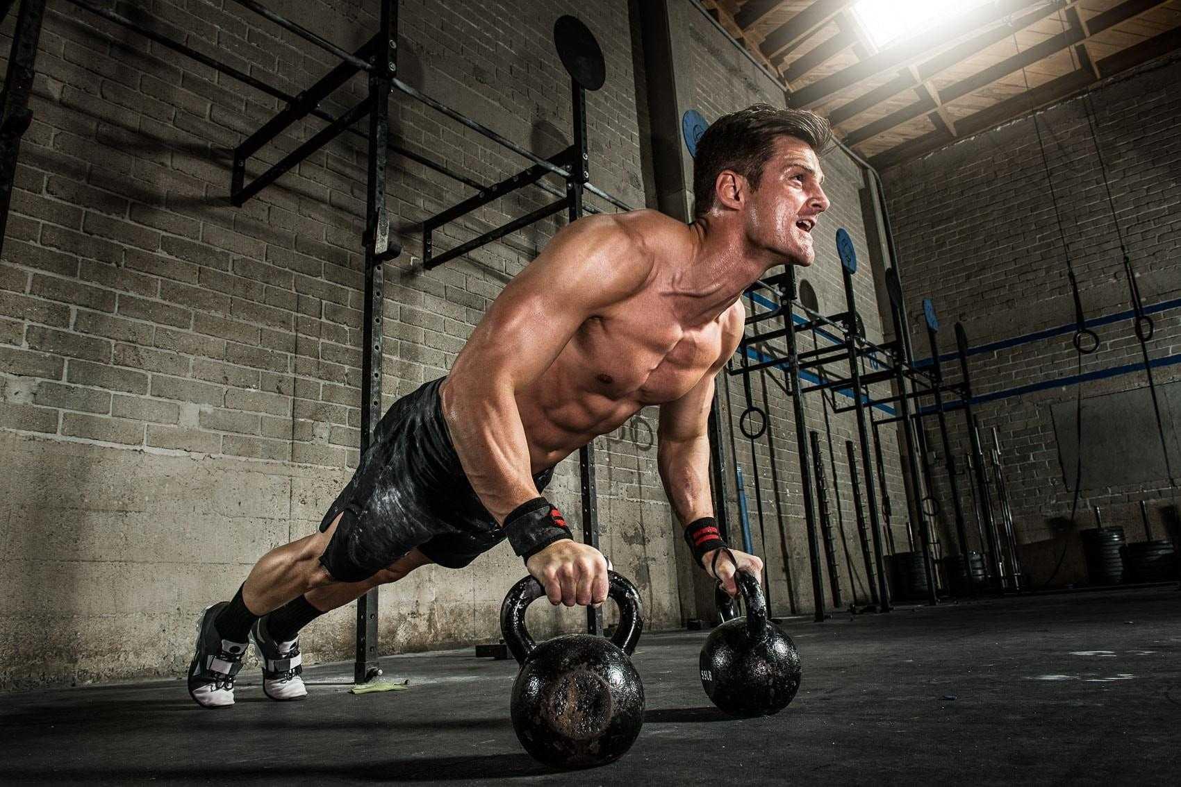 Bob's workout: программа боба харпера для верхней и нижней части тела