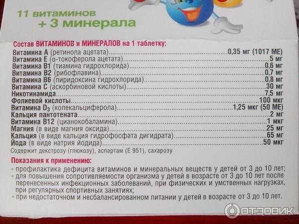 Витамин с – суточная норма и рекомендации по возрасту