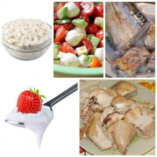 10 самых вкусных продуктов с высоким содержанием белка