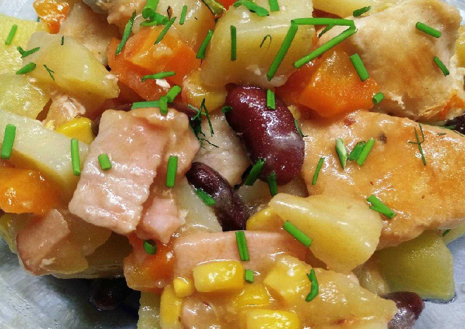 Овощное рагу — 5 простых и вкусных рецептов