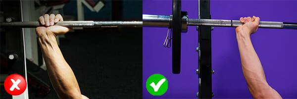 Как правильно делать жим штанги лёжа – руководство по выполнению упражнения | rulebody.ru — правила тела