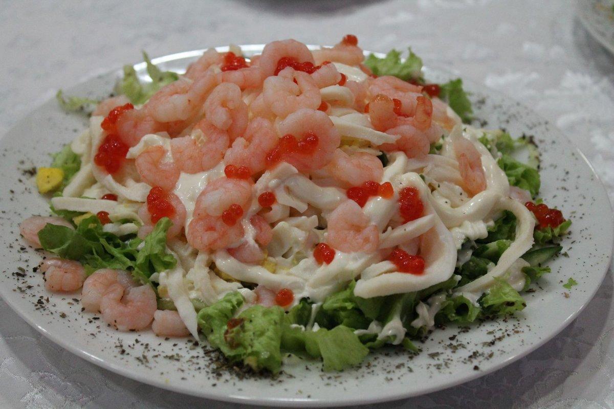 Суп из морского коктейля с морепродуктами рецепт с фото пошагово и видео - 1000.menu