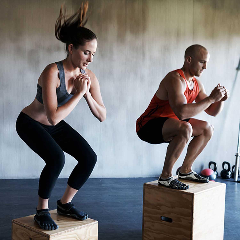 5 высокоинтенсивных интервальных тренировок для сжигания жира для женщин