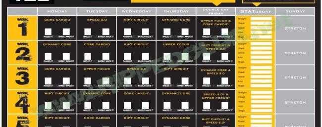 Обзор программ тренировок с шоном ти — life-sup.ru