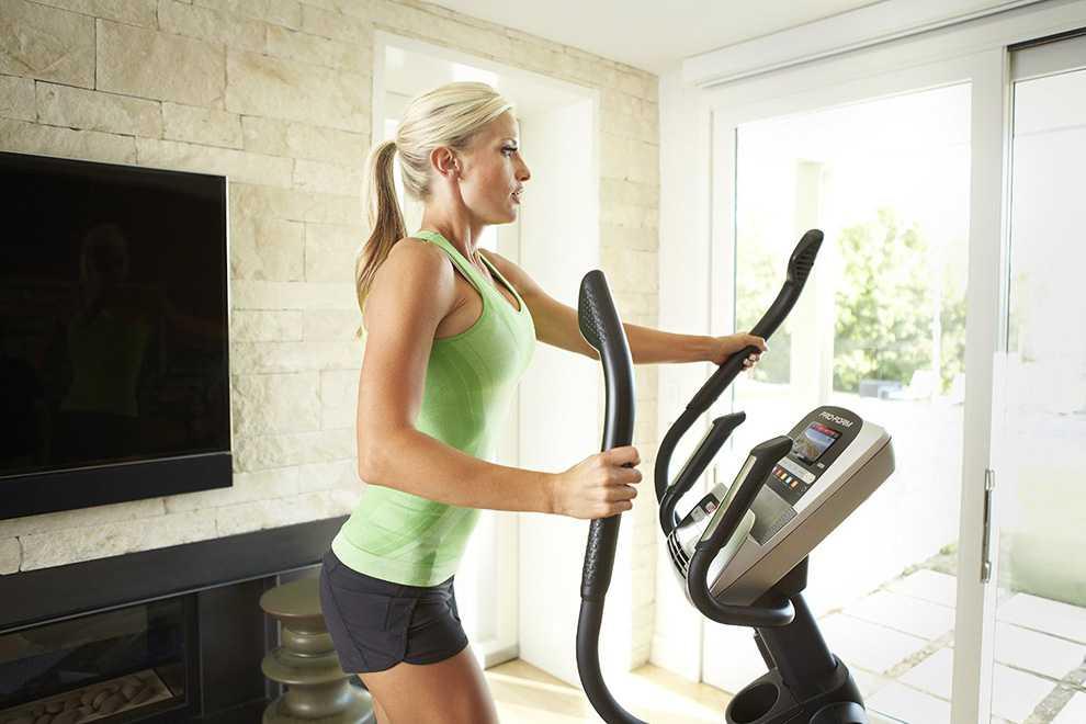 30 минут на эллиптическом тренажере каждый день. занятия на эллиптическом тренажере, чтобы похудеть