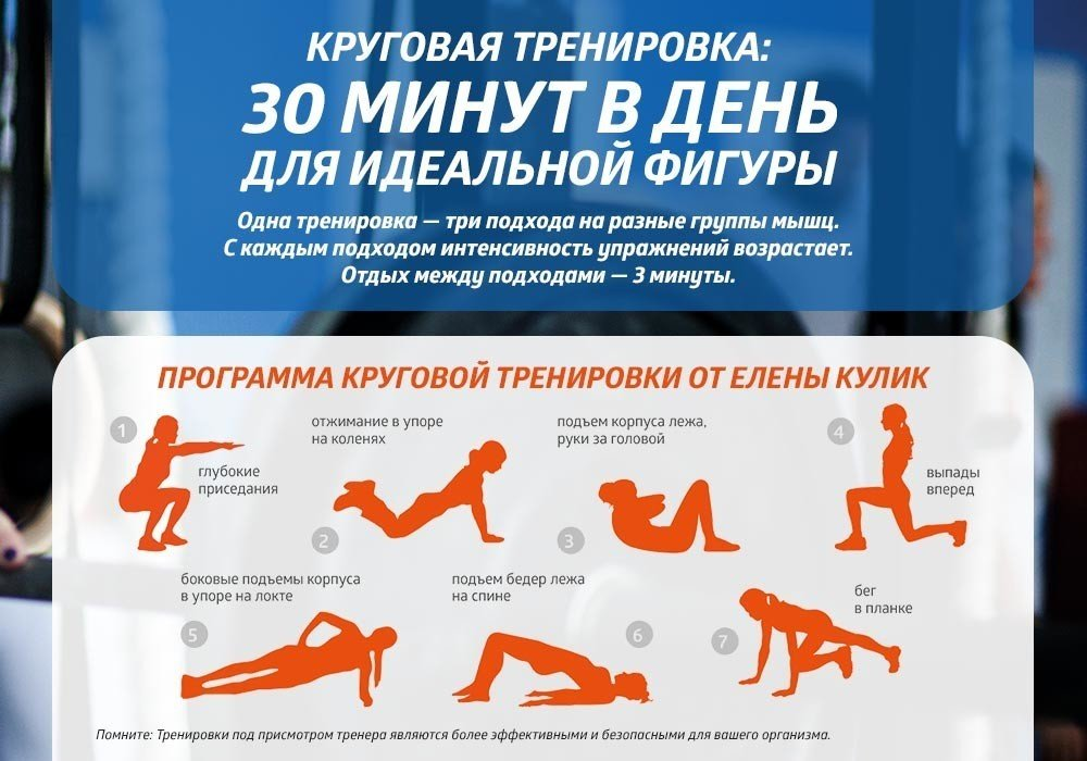 Топ 10 эффективных кардио-тренировок дома на полчаса