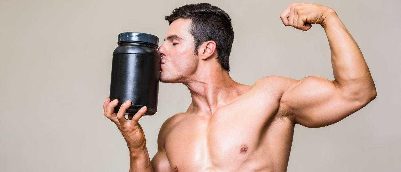 Как принимать протеин для набора мышечной массы и похудения