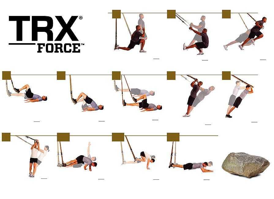 Тренировочные петли trx
