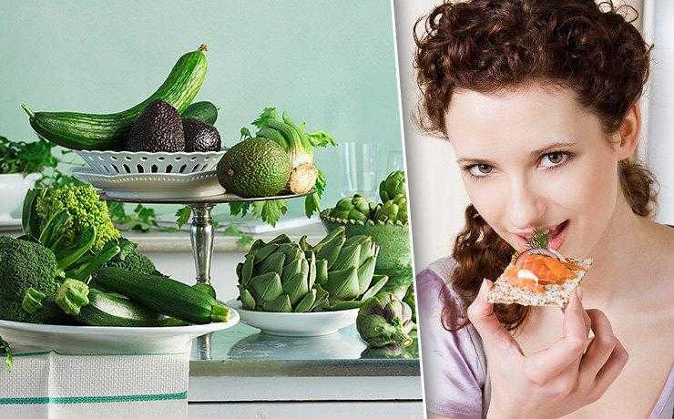 Какие полезные продукты для волос, что надо кушать для укрепления и от выпадения волос - хорошо выглядеть!