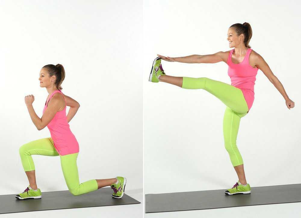 Махи для похудения: комплекс упражнений для рук и ног
