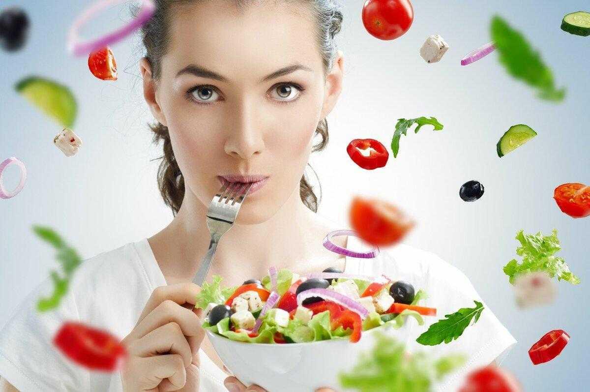 Продукты от старения: антивозрастная еда для женщин и мужчин