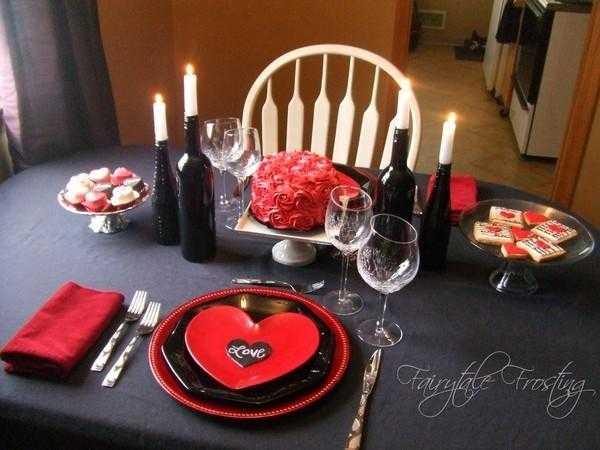 Романтический ужин для любимого в домашних условиях: рецепты