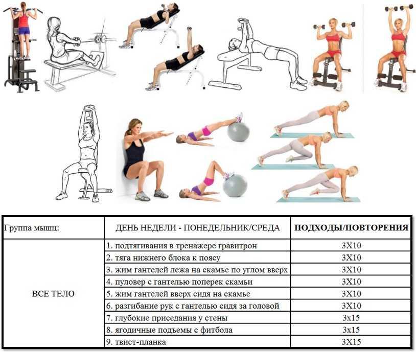 Кардио-тренировка без прыжков: упражнения + план (фото)