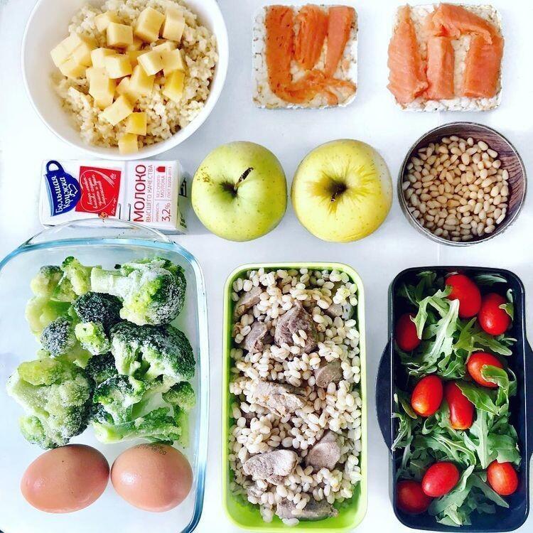 Пп-завтраки: рецепты для похудения на неделю