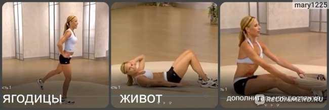 Ультра-жиросжигающая тренировка с синди уитмарш - о здоровье