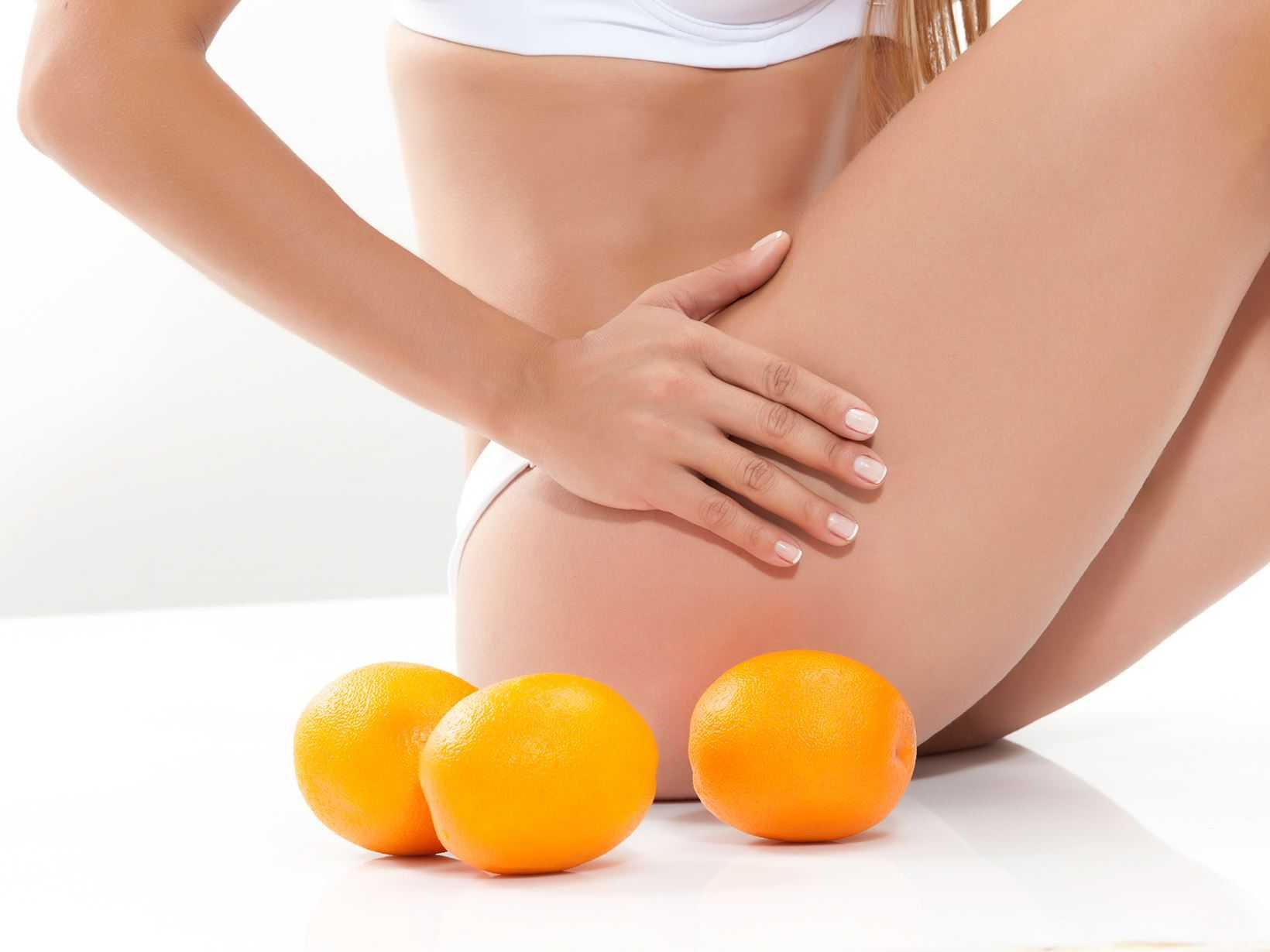 Упражнения от целлюлита на ногах и попе: 2 эффективных комплекса