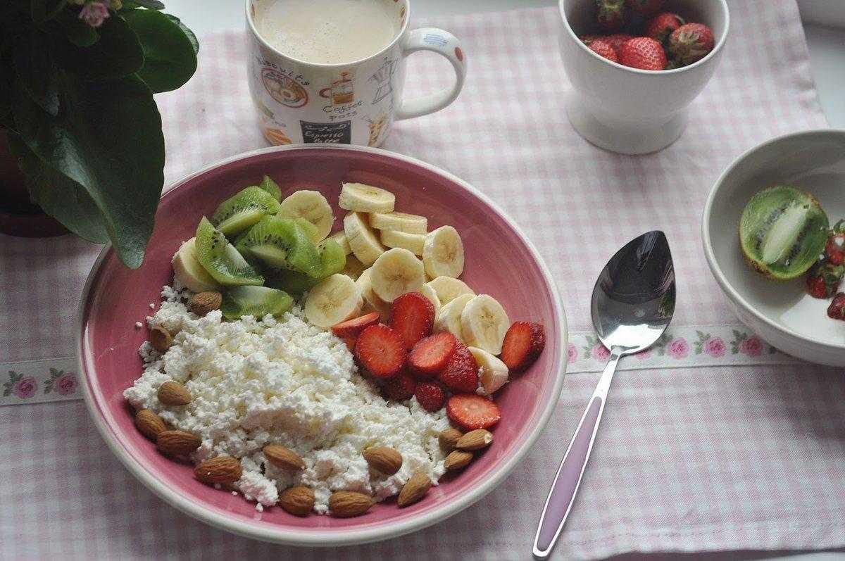 Вкусный и здоровый завтрак — залог хорошего дня!