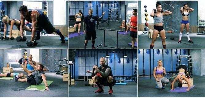 Обзор всех тренировок Боба Харпера: Inside Out Method