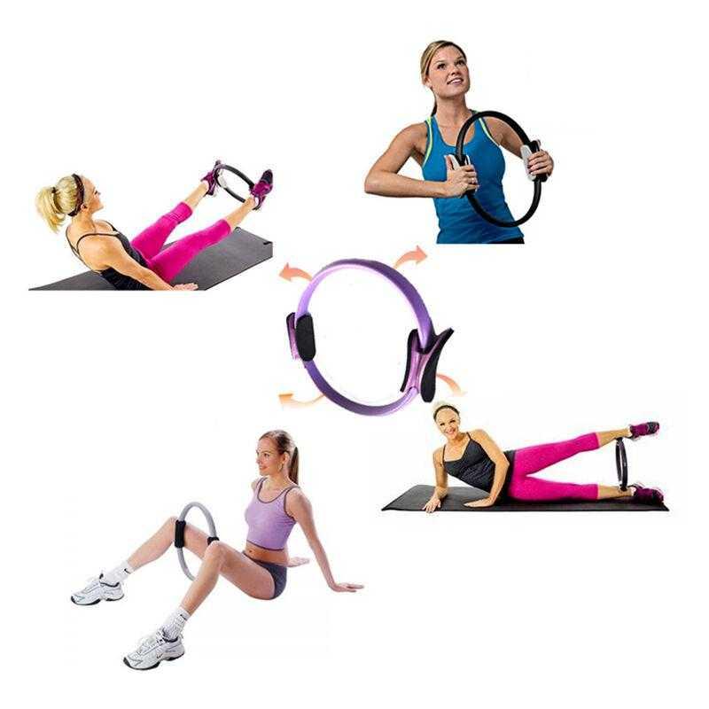 Вред + упражнения (фото), кольцо для пилатеса: польза - все о суставах