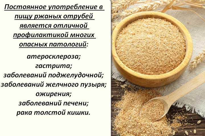 Отруби. правильное употребление. польза для организма. рецепты.