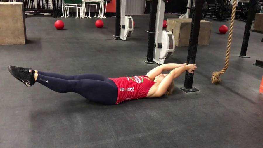 Скручивания лежа: эффективное упражнение на пресс