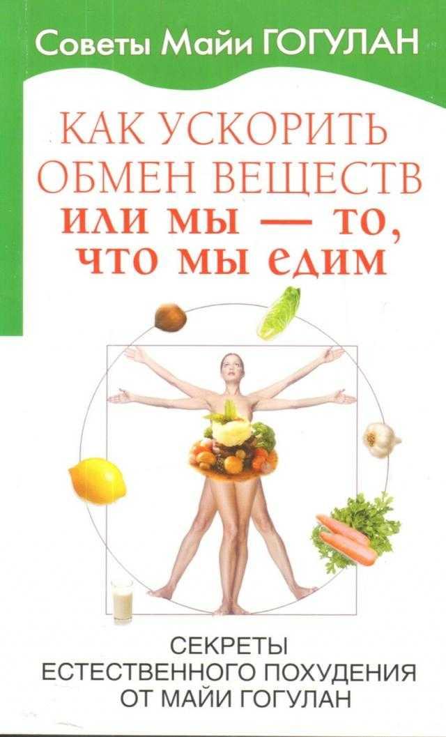 Запускаем свой метаболизм для похудения— базовые постулаты!