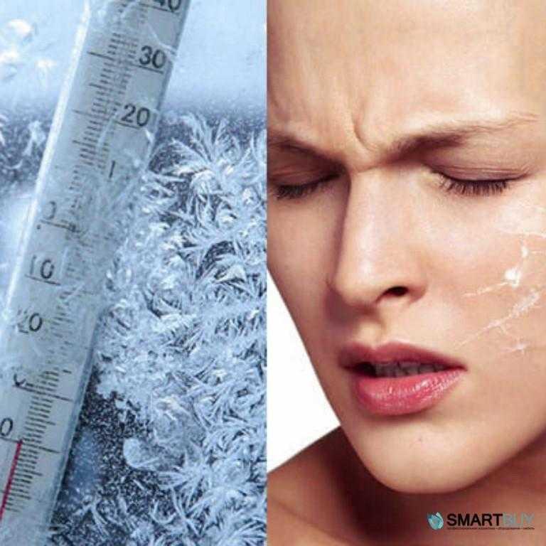 Уход за кожей зимой: советы по питанию и выбор косметики