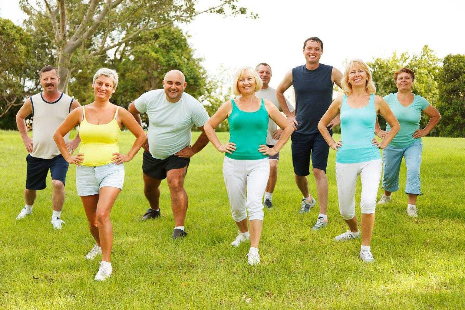 Поддержание формы тела: 10 простых упражнений