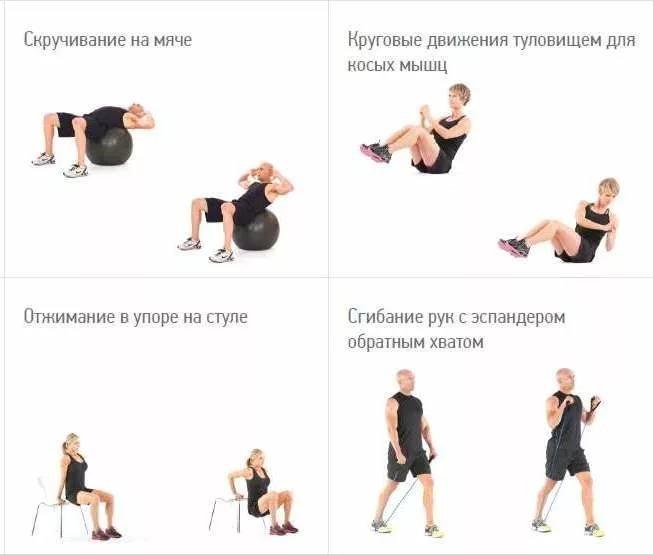 Кардиотренировки дома: топ 15 упражнений