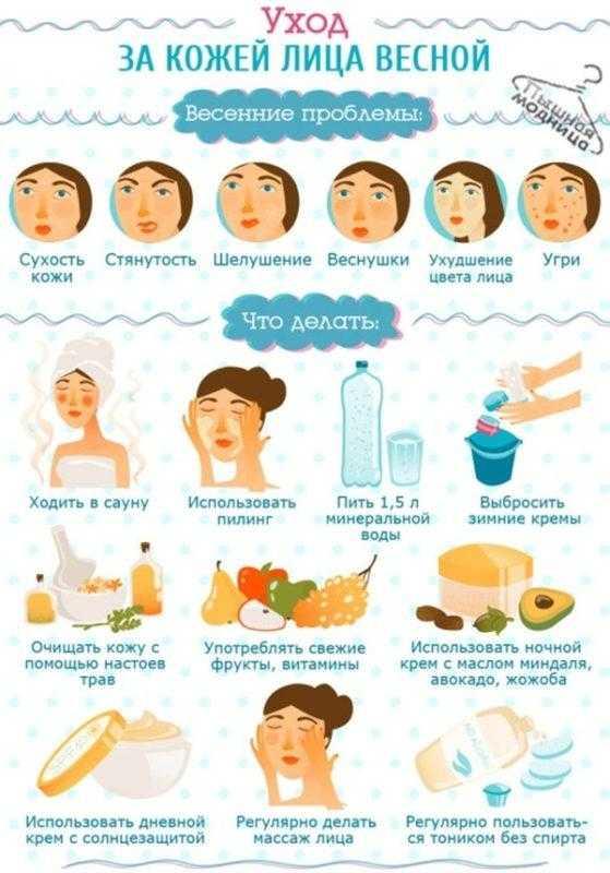 Уход за лицом зимой, пошаговая инструкция по уходу за кожей лица как ухаживать за кожей лица зимой: полезные советы – womanmirror