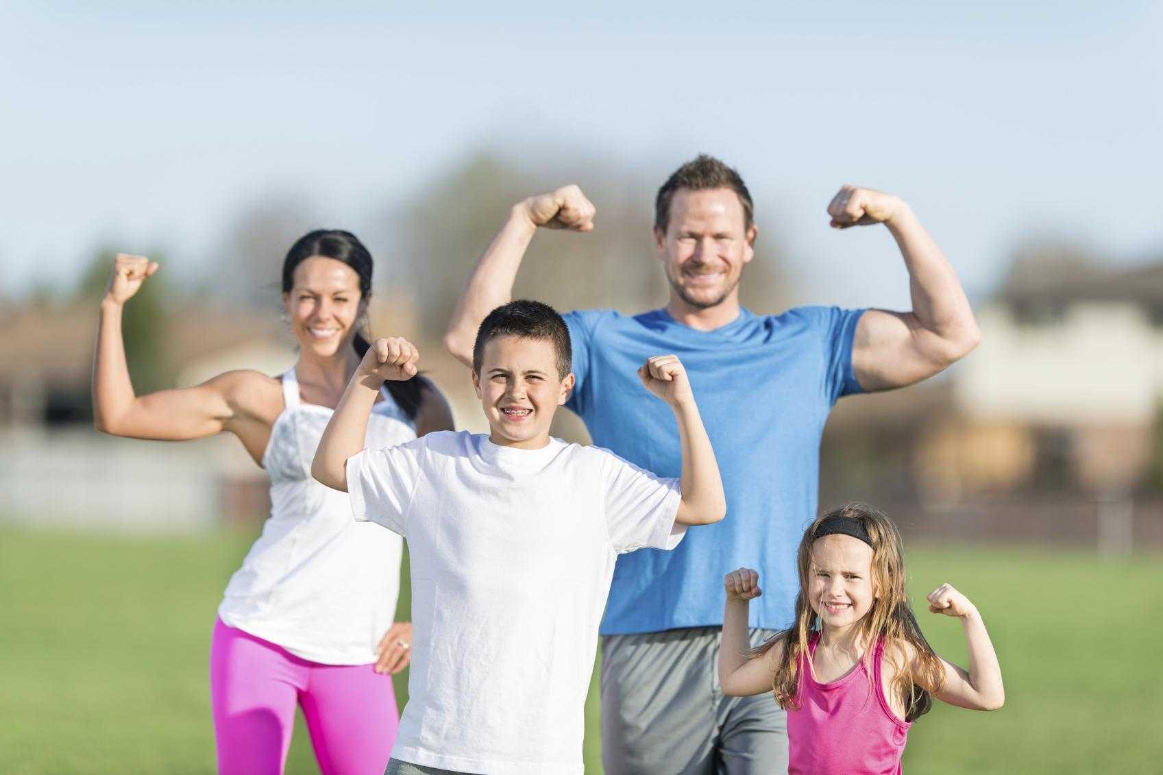 Физическая культура и здоровый образ жизни