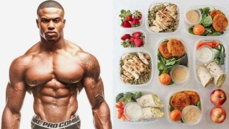 Продукты для наращивания мышц